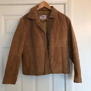 Wilsons Leather Maxima Brown Jacket